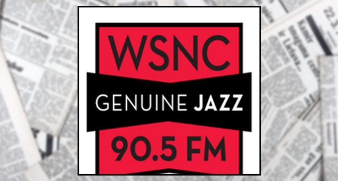 New programming started at WSNC-FM