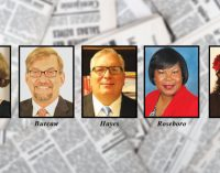 WS/FCS principals take on new roles