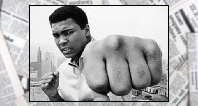 Admiration for Muhammad Ali reaches into W-S