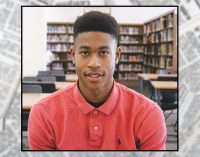 Local student wins scholarship for excellence