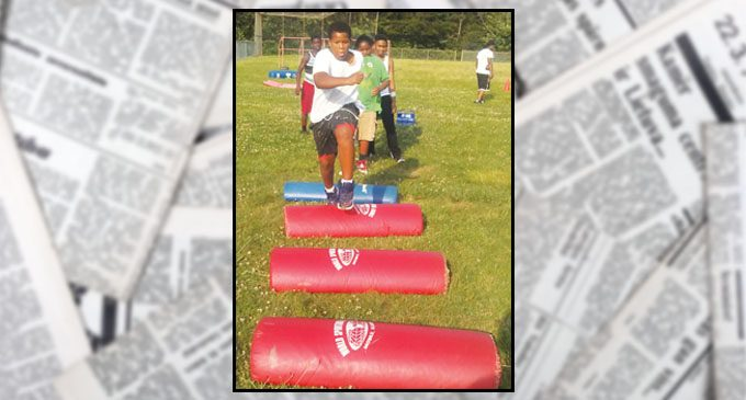Summer program to stem aggression kicks off locally