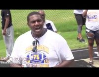 Hairston football camp was a  complete success, organizers say