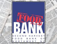 Second Harvest Food Bank's Chuck Harmon goes the extra mile