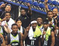 Local AAU basketball team  wins Div. II championship