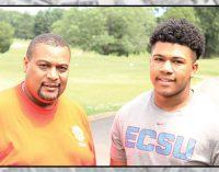 Elizabeth City State lands Carver High defensive standout