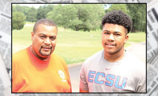 Elizabeth City State lands Carver High defensive standout