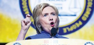 Clinton to NAACP:  Hard work ahead