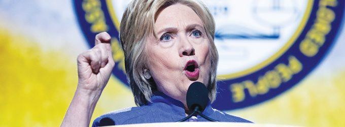 Clinton to NAACP:  Hard work ahead