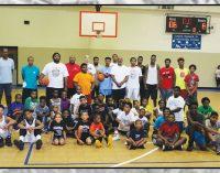 Summertime fun focuses on basketball skills
