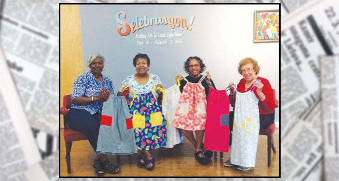 Pillowcase Dresses For Africa Magnificent Deltas Make Pillowcase Dresses For 'Little Dresses For Africa' WS