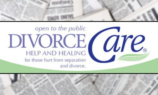 DivorceCare Seminar offers hope and healing