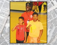 City recreation centers hold track meet at Carver