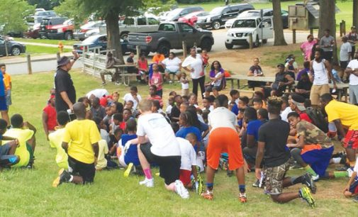 Local coach gives back to Triad youth