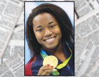 Biles and Manuel showed their skills and talents at the Olympics
