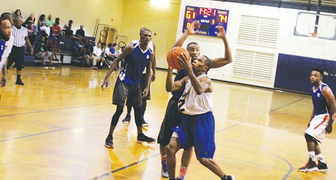 Rec center's resurrected summer league holds championship