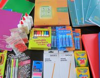 Local church targets 500 students for school supplies