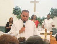Pastor's sermon touches on unjust killings of black men