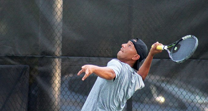 Tennis club reaches out for new members