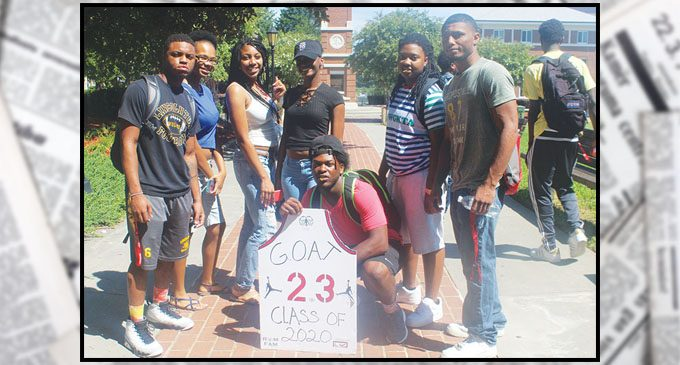 WSSU welcomes largest freshman class since 2008