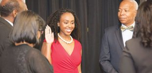 WSSU's Board of Trustees elects new officers
