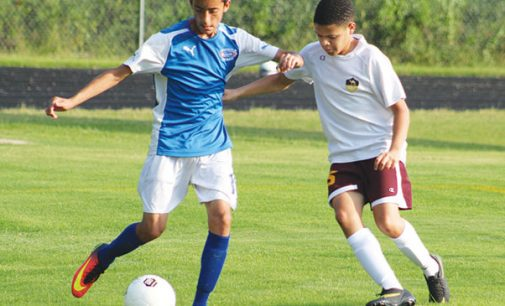 Lexington boys JV soccer team blanks Atkins