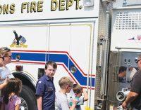 Church's emergency preparedness fair teaches awareness