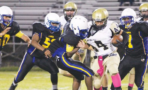 Carver gets first win of season against Surry Central
