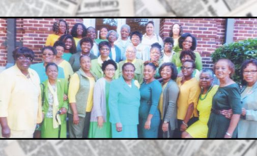 Chi Eta Phi celebrates Founder's Day