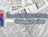 The Children's Home partners with New Story Church