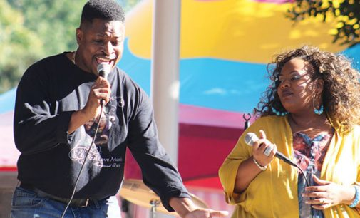 The second day of Gospel Fest draws diverse crowd