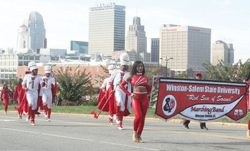 New route doesn't affect WSSU Parade