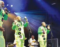 Motown Sounds of Touch electrifies Dixie Classic Fair