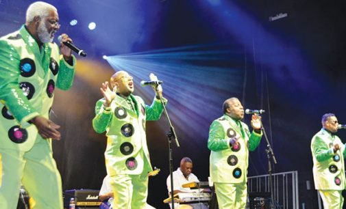 Motown Sounds of Touch electrifies Dixie Classic Fair