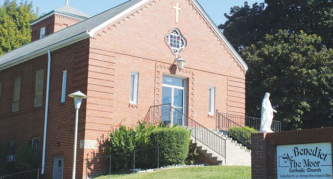 Black Catholic church celebrates 75th anniversary