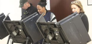Groups warn of irregular voting machines