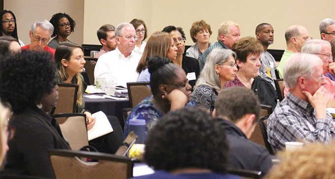 Workshop helps attendees understand poverty issues