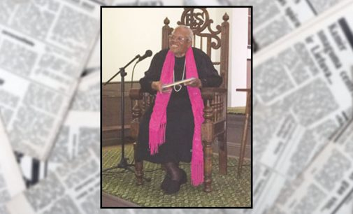 90-year-old woman walking 140,000 miles for national Juneteenth