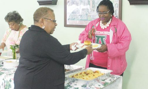 AKAs Host Election Day Breakfast