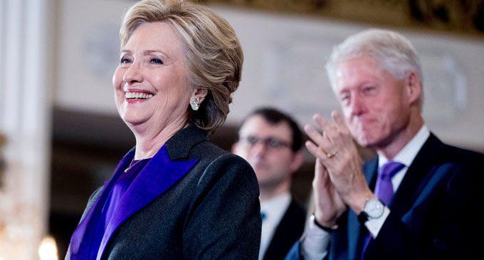 Hillary Clinton's concession speech provides inspiration
