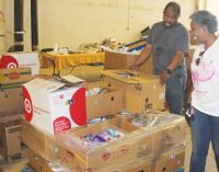 MCWSV ships much needed supplies to Eastern N.C.