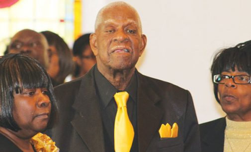 Pastor, 91, celebrates 49 years in the pulpit