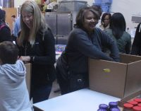 Organizations join forces to send Thanksgiving Blessings