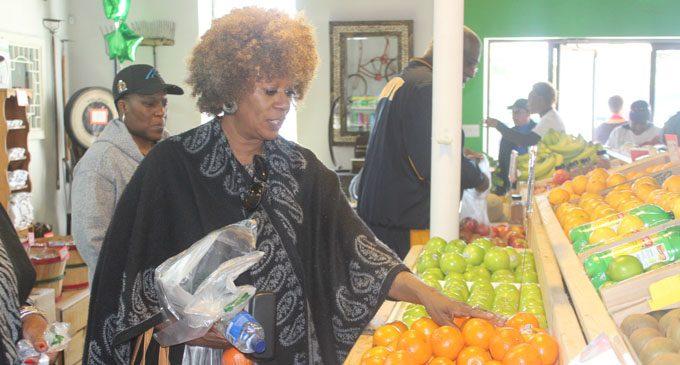 New store  brings fresh food to Ogburn Station community