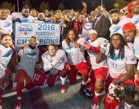 CIAA champions WSSU headed to NCAA football playoffs