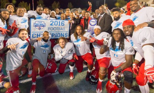 CIAA champions WSSU headed to NCAA football playoffs