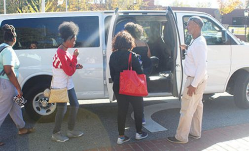 Local Democratic Party offers WSSU students ride to polls