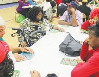 Recreation center's annual bingo game helps families in need