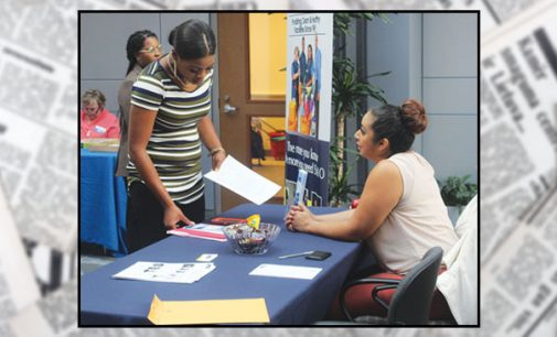 Hundreds connect with employers during 2016 Career Expo