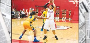 Lady Rams roll in 70-53 win over Morris