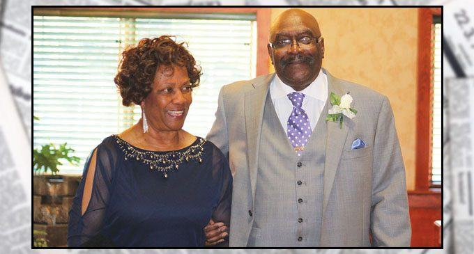 Local church honors special member